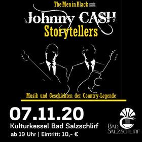 Bild: Johnny Cash Storytellers - Musik und Geschichten einer Legende