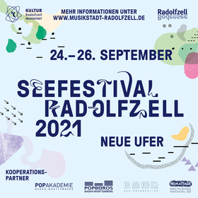 Bild: Seefestival Radolfzell 2021 - Neue Ufer. Freitag: Brass Brass Brass