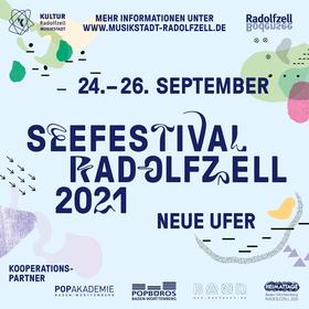 Bild: Seefestival Radolfzell 2021 - Neue Ufer. Samstag: Indie - Hip Hop - Elektro - Klimbim