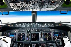 Bild: Boeing 737 Testpilot