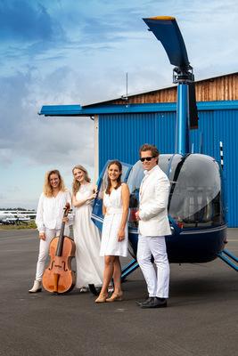 Bild: Gallus-Konzerte 2020/21 des Fördererkreises Musik Main-Taunus e.V. - Gallus-Konzert 3/Baroque for You