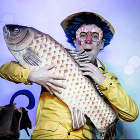 ZaPPaloTT taucht unter - Magisches-Mitmach-Theater, Zauberei, Clownerie, Theater und Kinderlieder