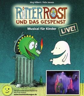 Bild: Ritter Rost und das Gespenst 11 Uhr  1. Vorstellung