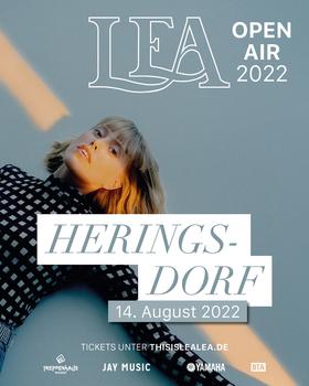 LEA - Treppenhaus Open Air 2022