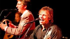 Bild: Simon & Garfunkel Duo - Gefühlvoll, rockig und mit viel Flair wird der Sound auf die Bühne und in die Ohren der Zuhörer gebracht.