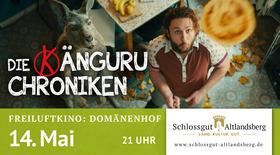 Bild: Kino in der Schlosskirche - Die Känguru-Chroniken