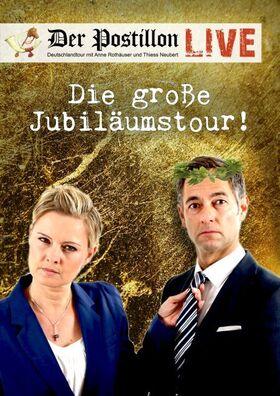 Bild: Der Postillon - LIVE - Die große Jubiläumstour! - Die große Jubiläumstour!