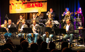 Bild: 10 Jahre WÜSTE WELLE BIG BAND - Sunday Music Night