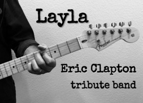 Bild: LAYLA - Eric Clapton tribute band