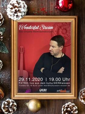 Wonderful Stream - Das virtuelle Weihnachtskonzert