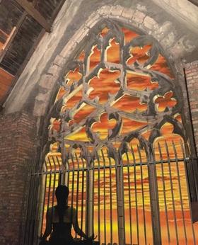 Bild: Sonnengruß auf den Martinitürmen - inkl. Verpflegung