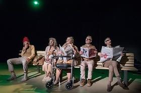 Bild: Das dritte Leben - Vorstadttheater Basel in Kooperation mit dem TAK Theater Liechtenstein