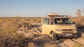 Bild: Seidenstraße – Mit dem VW-Bus durch Usbekistan