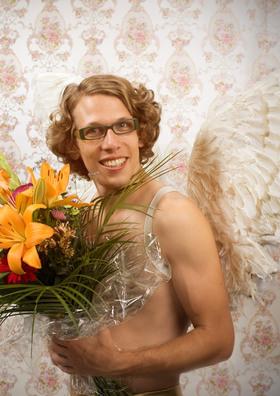 Bild: Blonder Engel - Ein Strauß bunter Lieder