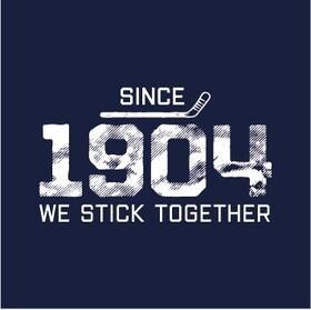 Bild: We stick together – Dauerkarte