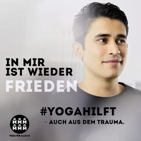 Bild: Fortbildung Yoga und Trauma - Alles, was Du als Yogalehrer*in wissen musst. (Online-Fortbildung)