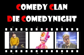 Bild: Comedy Clan - Die Comedynight by HuFEvents - Spielortpremiere
