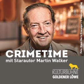 Bild: Crimetime - Musikalische Jazzlesung mit Starautor Martin Walker