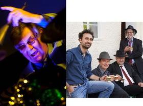 """Pete York """"solo"""" mit Jazz-up"""
