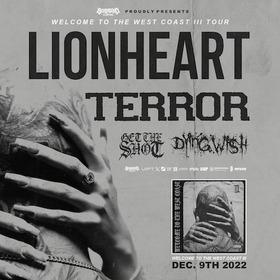 LIONHEART & TERROR - Plus Special Guests