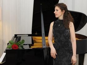 Bild: Beethoven Klaviersonaten VIII - Anna Victoria Tyshayeva