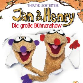 Bild: Jan & Henry - Musiktheater mit Puppen und Menschen