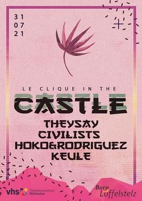 Bild: Le Clique in the castle die VIERTE!
