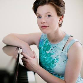 Bild: Klavierrezital Clare Hammond