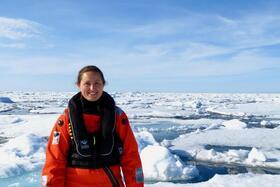 Bild: Die MOSAIC Expedition - Die MOSAIC Expedition
