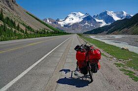 Bild: 6.000 km - per Fahrrad 6.000 km von Vancouver nach Halifax