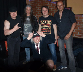 Bild: AC/ID  - A Tribute To AC/DC