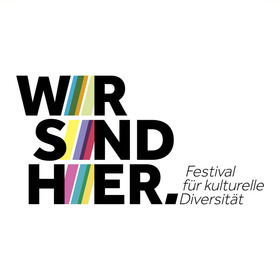 "Streaming-Pass ""Wir sind hier."" - Literaturhaus Frankfurt"