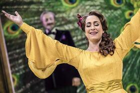 Das Land des Lächelns - Romantische Operette in drei Akten von Franz Lehár