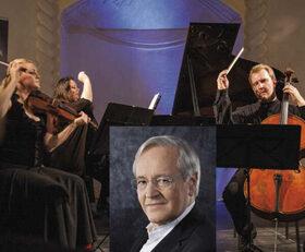 Happy Birthday, David Geringas! Eröffnung des Ostsee-Musikforums