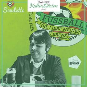 Bild: Mainzer KulturGärten im KUZ - Open Air Programm - Fussball - Liebe meines Lebens