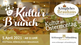 Bild: Kulturbrunch in Königlichen Brauhaus