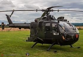 Bild: Bo 105 | Flugsimulator