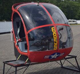 Hughes 269 TH55A Osage  | Flugsimulator