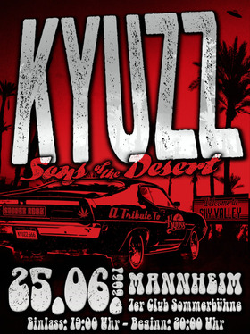 Bild: Kyuzz - KYUSS Tribute