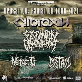 Bild: Cytotoxin + Special Guests - Operation Radiation Tour 2021
