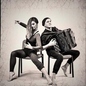 Bild: DIE BEGEGNUNGEN - Jordan Djevic & Irena Trisic