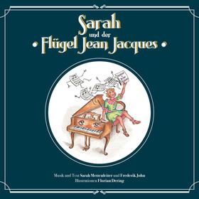 Sarah und der fliegende Flügel Jacques