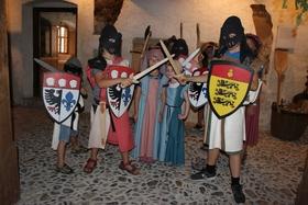 Bild: ...von Rittern, Räubern und Rabauken