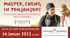 Bild: Kino in der Schlosskirche - Master Cheng in Pohjanjoki