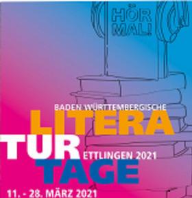 Bild: Baden-Württembergische Literaturtage Ettlingen  -  Lesung der Stipendiatinnen und Stipendiaten des Landes Baden-Württemberg