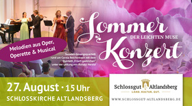 Bild: Pfingstkonzert Oper und Operette