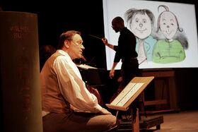 Bild: Max und Moritz - Kindermusiktheater in Bildern mit Sprecher