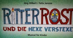Bild: Ritter Rost und die Hexe Verstexe - Open Air im Gartentheater Oberhausen
