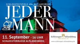 Bild: Jedermann - Schlossfestspiele Altlandsberg