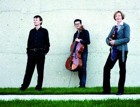 Bild: Trio Then-Bergh - Yang - Schäfer
